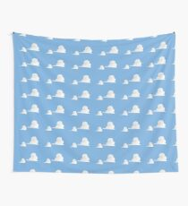 Toy Story Cloud Pattern Wall Tapestry