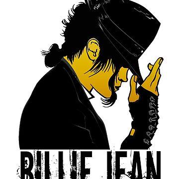 michael jackson - Billie jean T-shirt by Washingtonsou