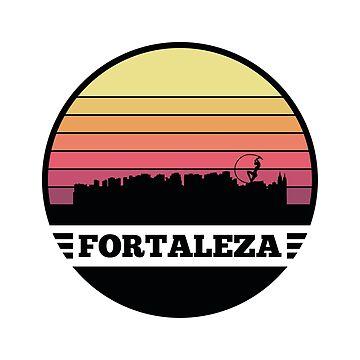 Fortaleza Skyline (Brazil) by SvenHorn