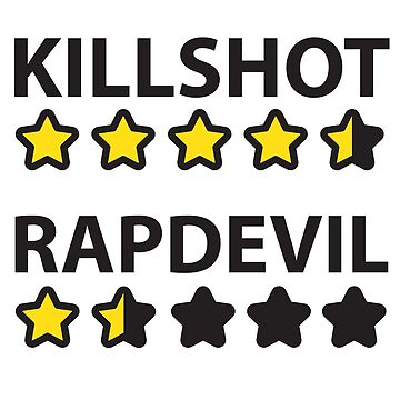 Killshot vs Rapdevil Killshot versus rapdevil by Starstacks