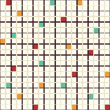 Grid pattern by gavila