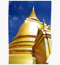 Golden Chedi Poster
