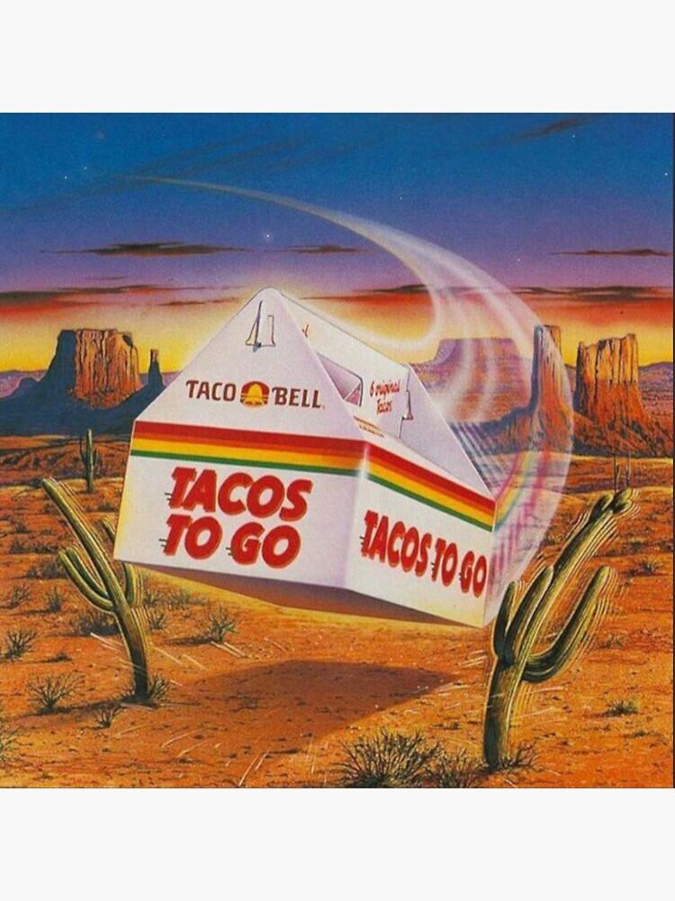Taco Bell - Vintage Ad by zeewa
