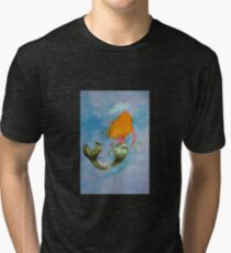 Mermaid Dori Tri-blend T-Shirt