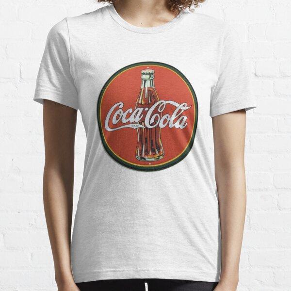 Logo Coca-Cola Vintage T-shirt essentiel