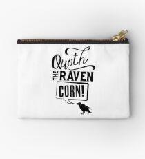 Quoth The Raven, Corn! Studio Pouch