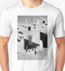 Taos Pueblo Study 8  Unisex T-Shirt