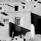 Taos Pueblo Study 8  by Robert Meyers-Lussier