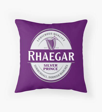 Rhaegar Guinness Throw Pillow