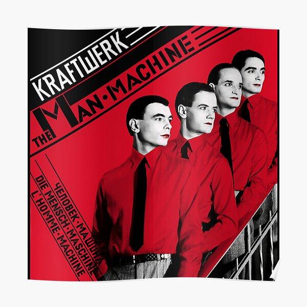 KRAFTWERK 2 Poster