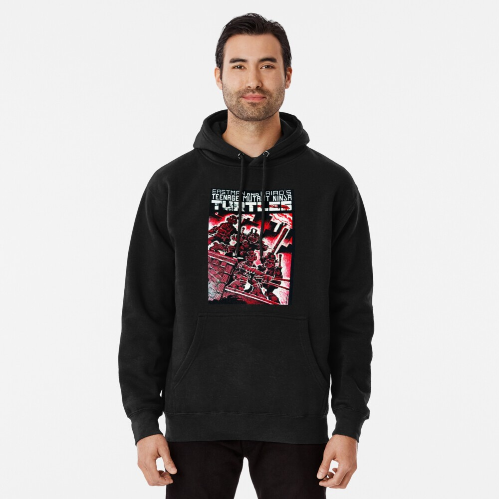 NEW COTTON HOODIE TURTLE 1