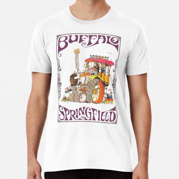 Buffalo Springfield T-shirt premium