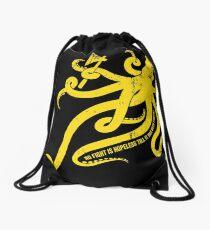 Asha Kraken Drawstring Bag