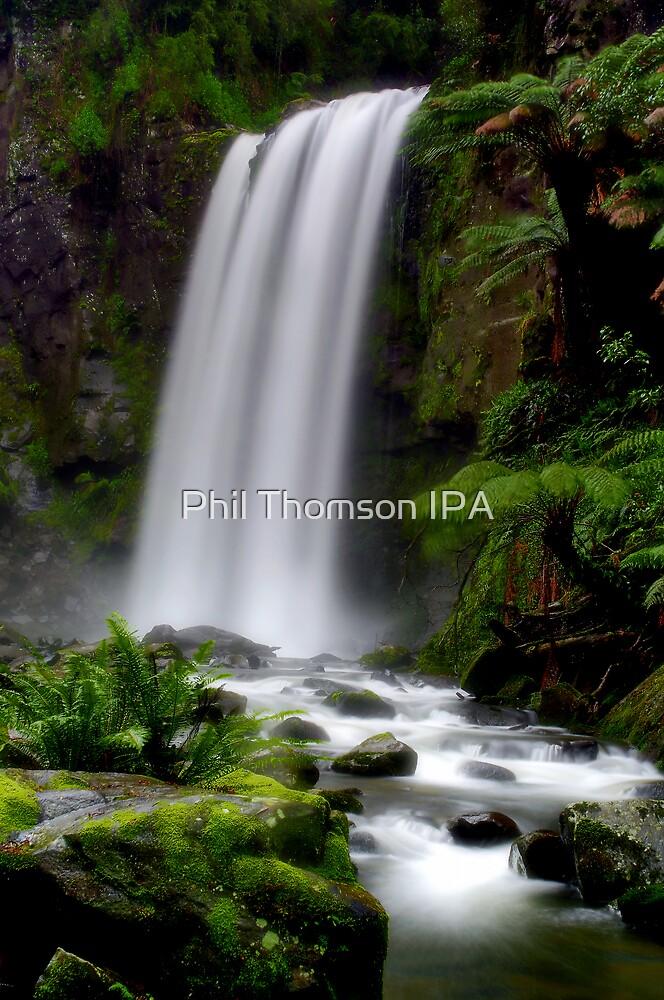 Hopetoun Falls by Phil Thomson IPA