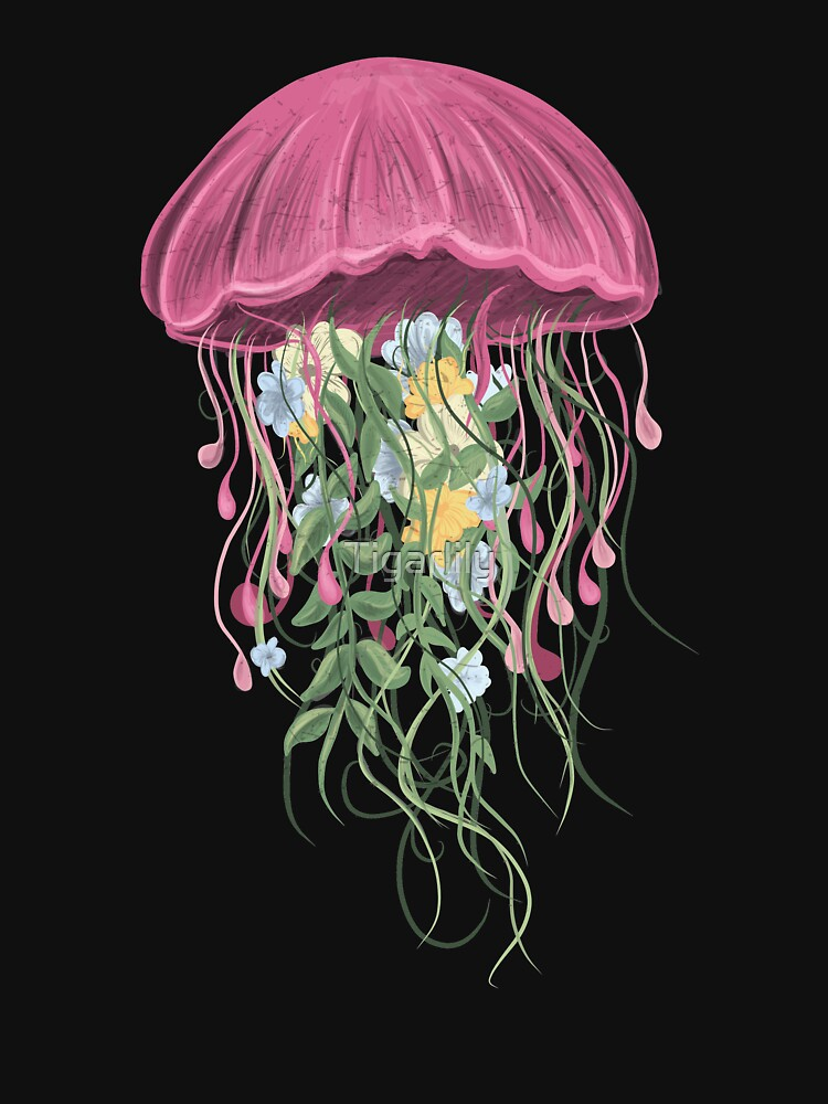 Jellyfish Flowers  by Tigarlily