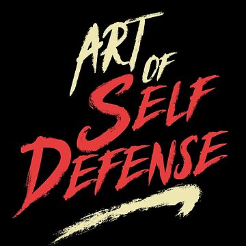Art Of Self Defense (v1) by BlueRockDesigns