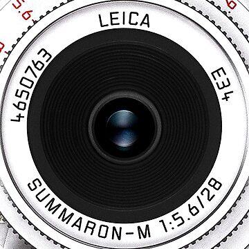 Leica Summaron-M Lens Photography - Leica Camera by Under-TheTable