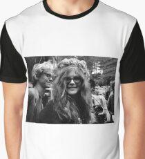 happy janis Graphic T-Shirt