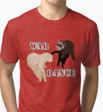Ferrets War Dance Tri-blend T-Shirt