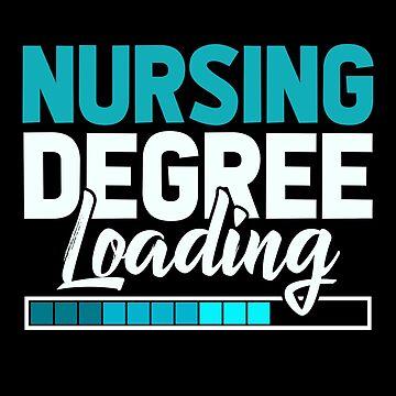 Graduating nurse by GeschenkIdee