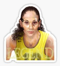 Legend: Sue Bird Sticker