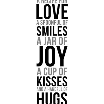 A Recipe For Love, Kitchen Quotes, Kitchen Wall Decor, Kitchen Art, Kitchen Decor, Room Decor Ideas, Motivational Quotes, Inspirational Quotes by motiposter