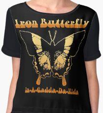 Papillon de fer Top mousseline