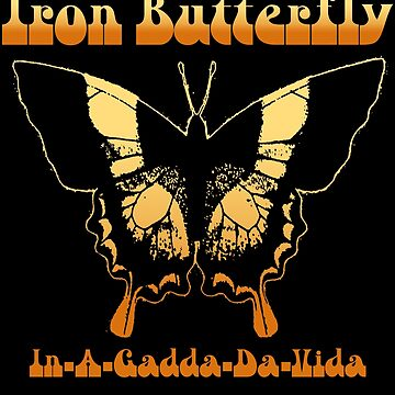 Iron butterfly by Sagan88