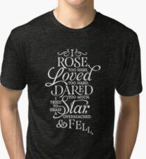 Jon Connington - white Tri-blend T-Shirt
