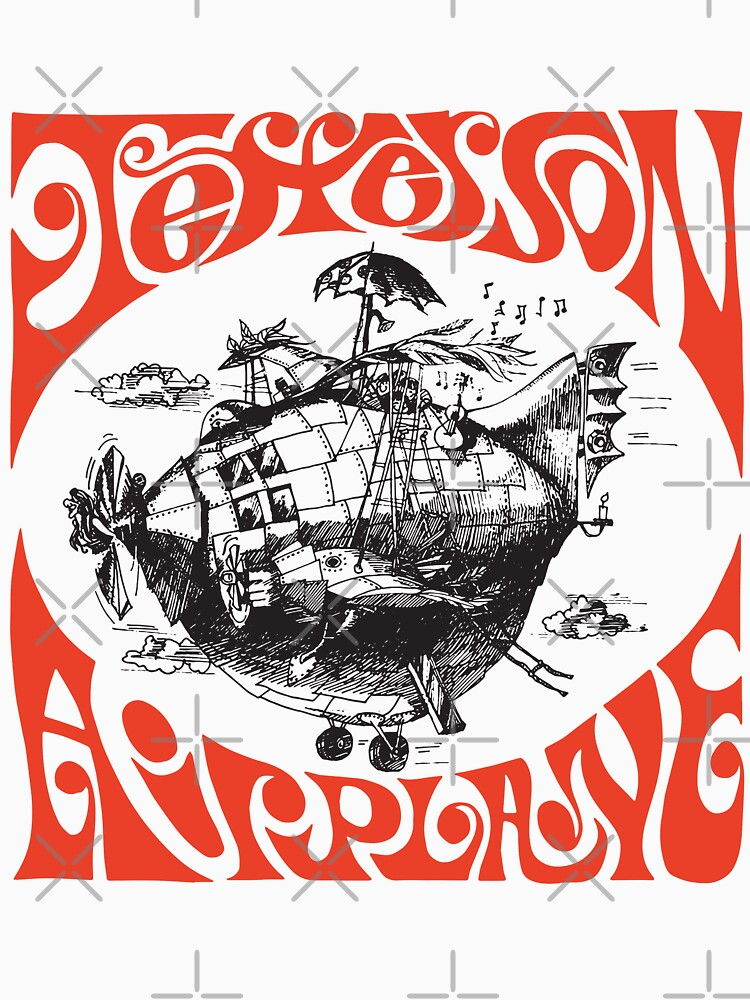 Jefferson Airplane by Sagan88