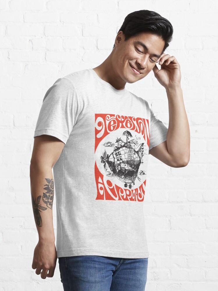 Alternate view of Jefferson Airplane Essential T-Shirt