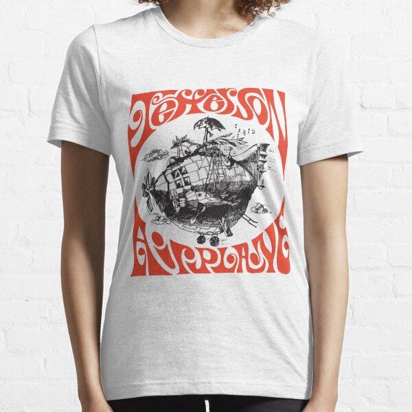 Jefferson Airplane T-shirt essentiel