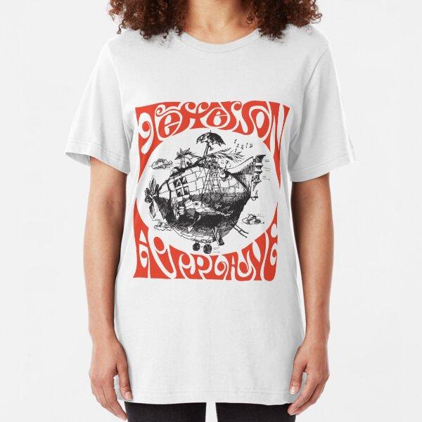 Jefferson Airplane Slim Fit T-Shirt