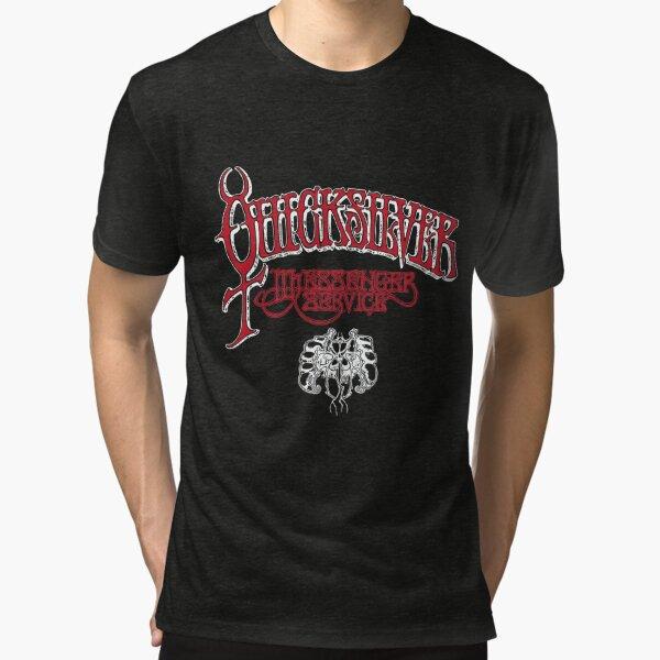Service de messagerie Quicksilver T-shirt chiné