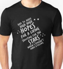 Shooting for the Stars Unisex T-Shirt