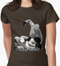 Vale Tudo Women's Fitted T-Shirt