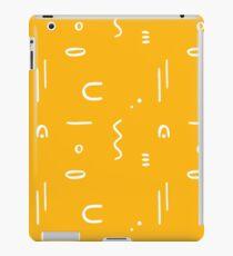 Peppy (sunshine yellow) iPad Case/Skin