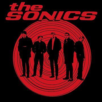 The Sonics by Sagan88