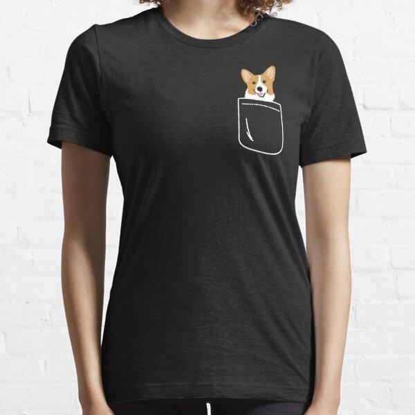 Dog in Pocket Essential T-Shirt