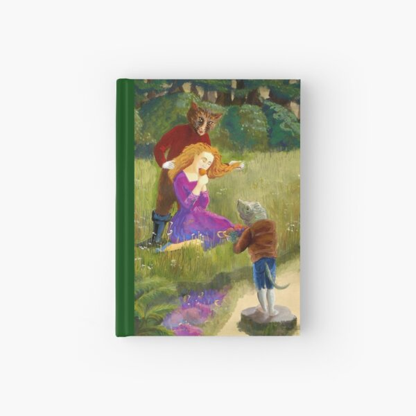 At the Goblin Market Hardcover Journal