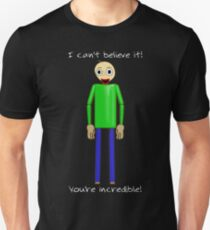 Baldi Game T-Shirts | Redbubble