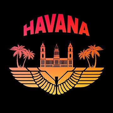 Havana sunset by Rocky2018