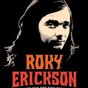 Roky Erickson by Sagan88