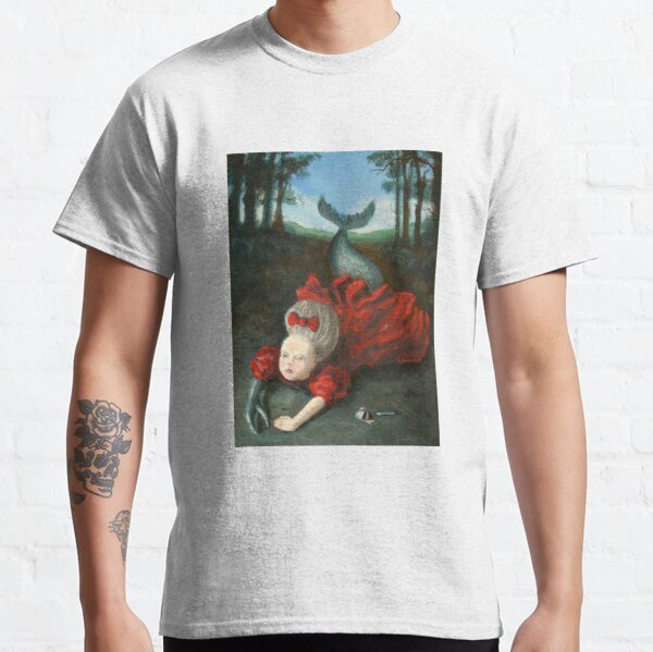 Melusine in the Forest Classic T-Shirt