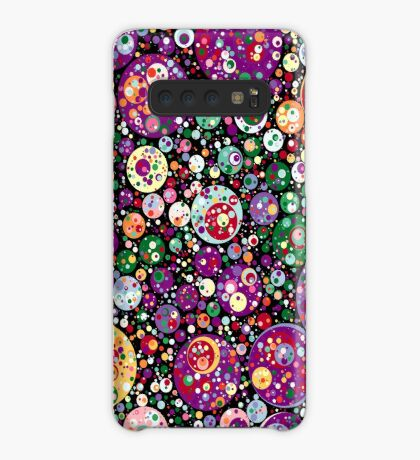 Points on a Circle 016 Case/Skin for Samsung Galaxy