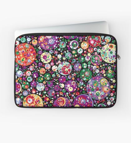 Points on a Circle 016 Laptop Sleeve
