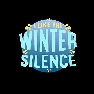 Winter Silence by NovaPaint
