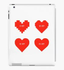 BIT Love iPad Case/Skin