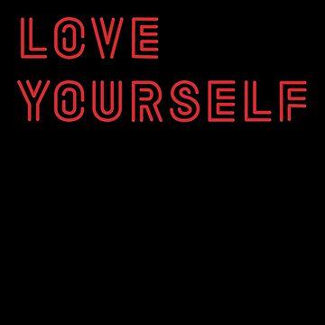 KPOP BTS WORLD TOUR 2018: LOVE YOURSELF TSHIRT/ HOODIE/ CASE/ MUG/ BAG/ PILLOW by LySaVN