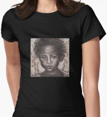 Muddied Dreams Women's Fitted T-Shirt